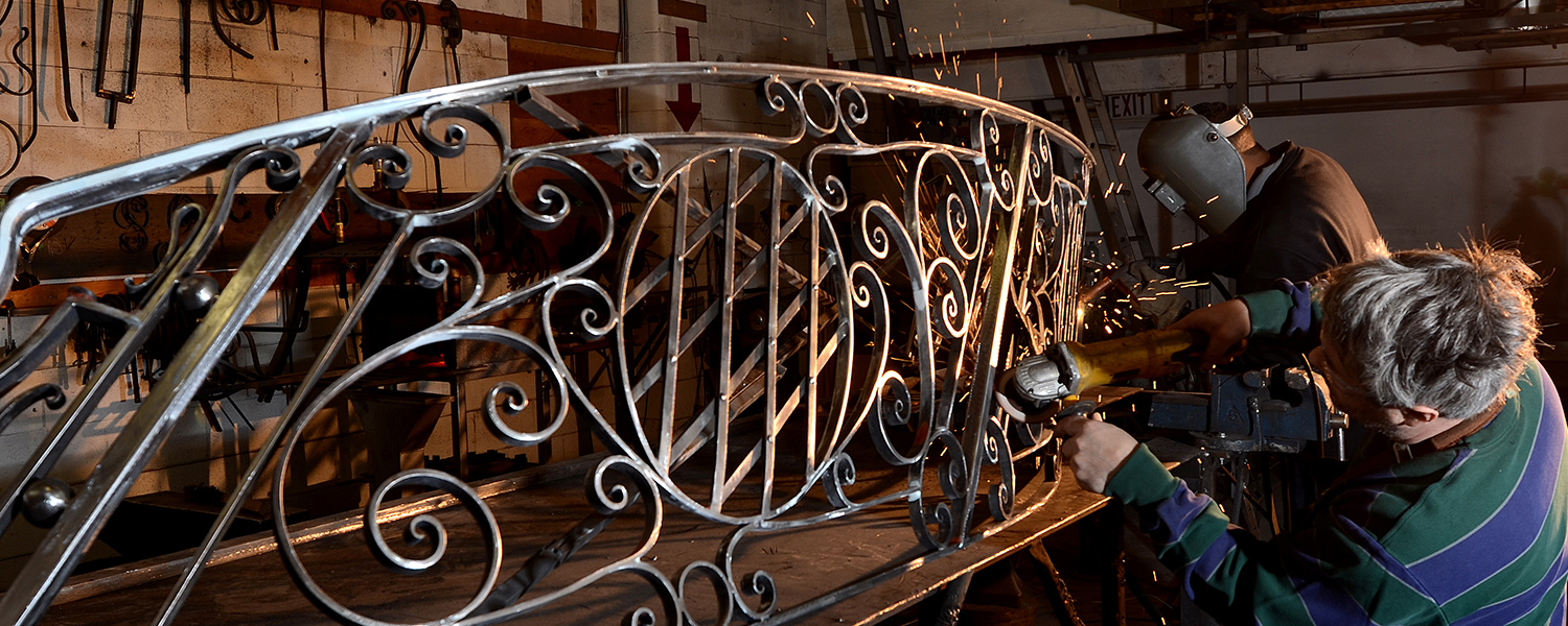 Vancouver Metal Stair Railings, Wrought Iron, Hand Rails & Iron Gates